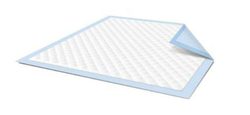 "600 StayDry Light Disposable Underpads, 23"" X 36"""
