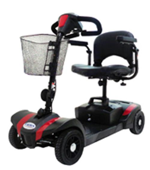 Dalton Segoego 4 wheel compact scooter