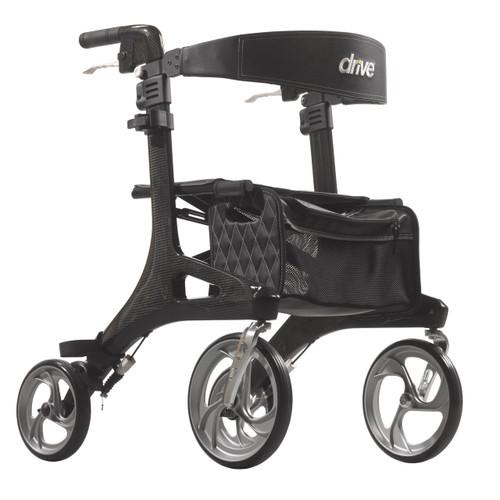 Drive Nitro Elite CF, Carbon Fiber Rollator Walker