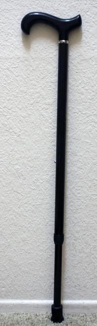 Special Ops black/gray carbon fiber cane