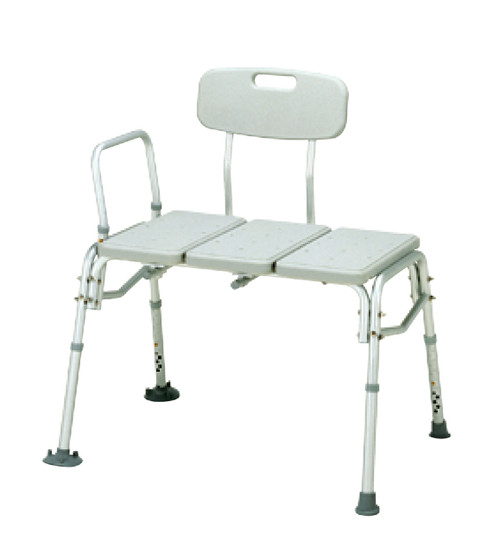 Probasics Compass Health BSBTB Bariatric Transfer Bench, 500 lb weight capacity