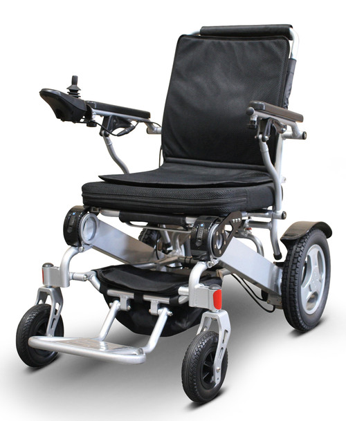Ewheels EW-M45 folding electric wheelchair