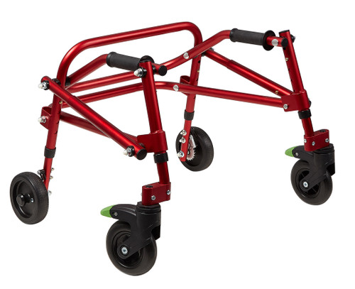 Klip 4 Wheel Posterior Walker for Toddlers, KP410