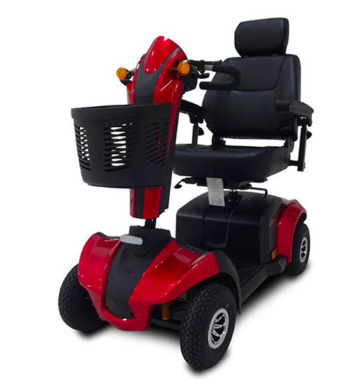 EV Rider CityRider Red