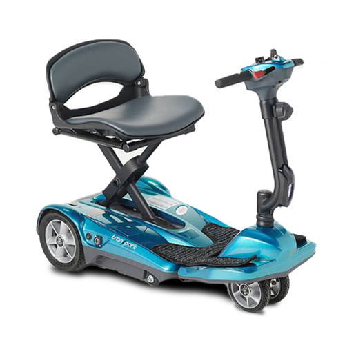 Sea Blue Transport AF+ folding scooter