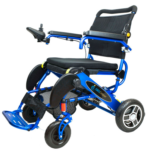Pathway Mobility Geo Cruiser Elite EX Blue