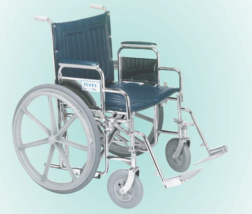 Tuffcare Tuffy Wide HD Wheelchair