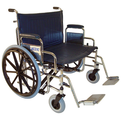 Tuffy 397XDB Heavy Duty Wheelchair