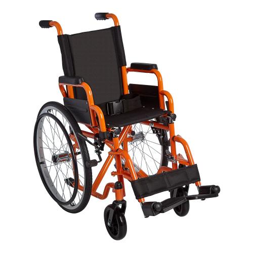 "Circle Specialty Pediatric Wheelchair Ziggo ZG1200 with 12"" wide seat"