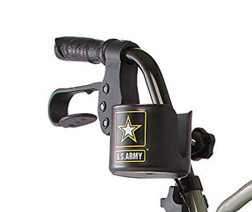 Cupholder on Army Rollator