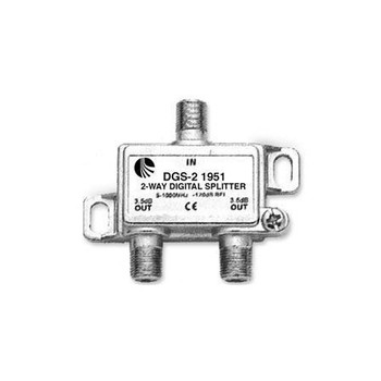 DGS-2 Digital Ready Splitter, 2 Way