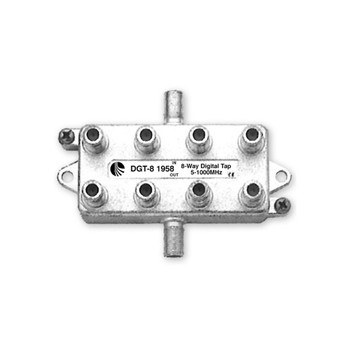 DGT-8 Digital Ready Directional Tap - 8 Outputs
