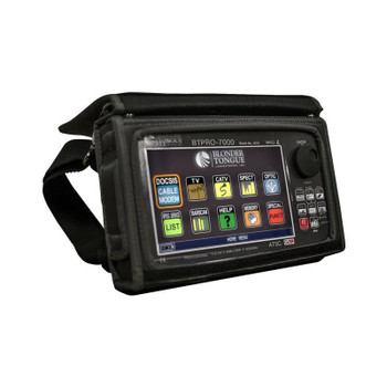 BTPRO-7000 HD Tablet/Touch Analyzer with CM8 & FO Options