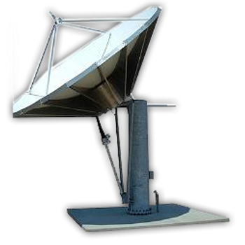 7.5 Meter Earth Station Antenna