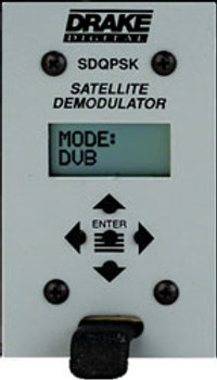 SDQPSK Satellite Demodulator (Demo)