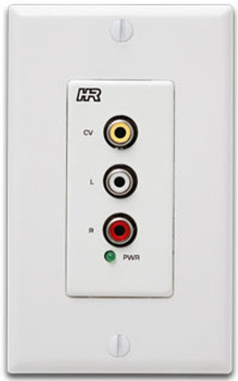 Distribution - RF Video Over UTP (CAT5/6) - Page 1