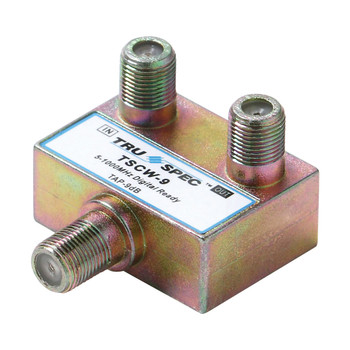 Distribution - Splitters and Taps - Directional Couplers / Taps