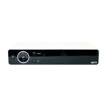 VMX1-1 HDTV MPEG-2/4 QAM Set-Top Box