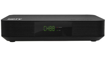 VMX3-1 Triple-Tuner HD MPEG-2/4 QAM Set-Top Box
