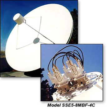 Multiple Satellite Feed Systems