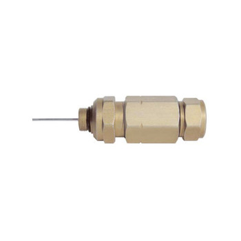 GRS-875-CH-DU-02-T 3-Piece Pin Type Connector P3/T-10 Hardline