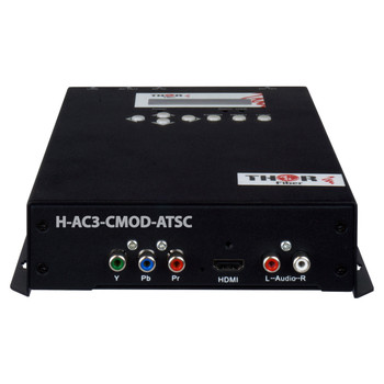 Compact HD QAM Modulator with Dolby AC/3