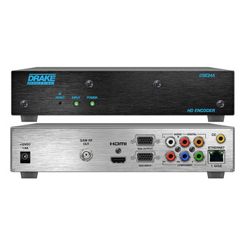 Digital Signage MPEG-2 Encoder with QAM Output (DSE24A)