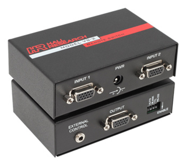 2 Channel Video Switch