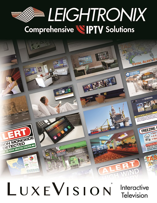 Luxevision-IPTV Solutions