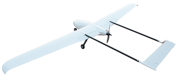 Long Range Fixed Wing UAV Frame