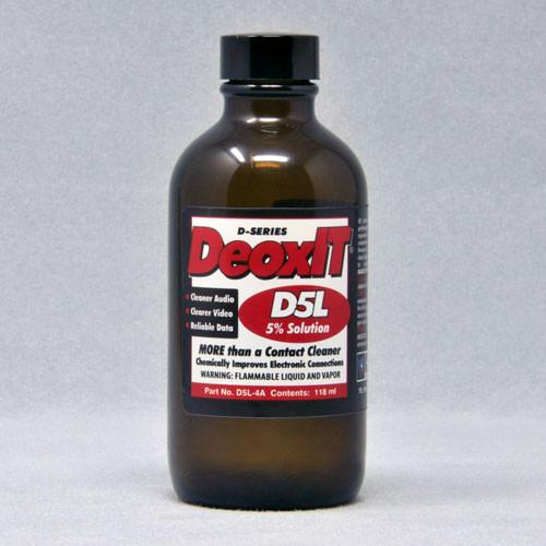 DeoxIT®, #D5L-4A (5% Solution)