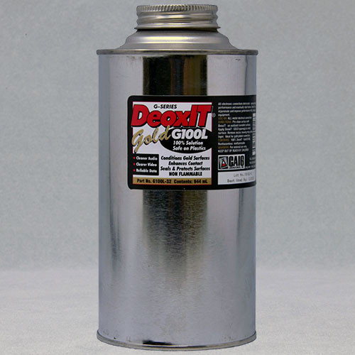 DeoxIT® GOLD, #G100L-32