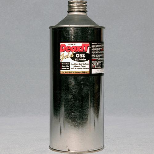DeoxIT® Gold, #G5L-32A (5% Solution)