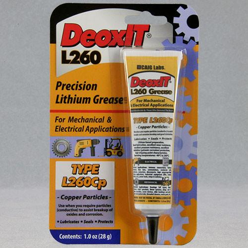 DeoxIT ® L260Cp, #L260-C1 (Copper particles)