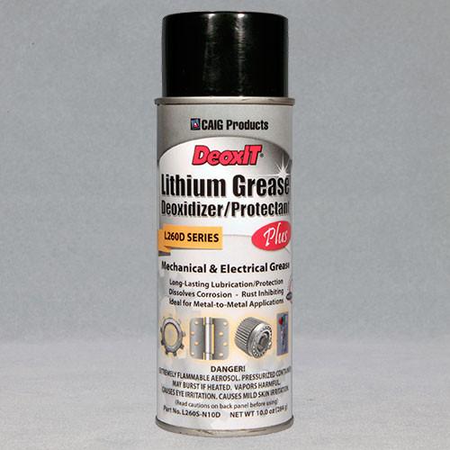 NEW – DeoxIT® L260DNp PLUS Grease Spray, #L260S-N10D