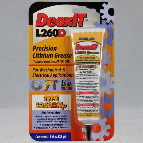 DeoxIT® L260DNp, #L260-DN1 (No particles)