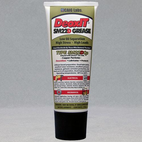 DeoxIT ® SM22DCp, #SM22-DC6 (Copper particles)