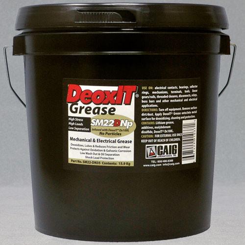 DeoxIT ® SM22DNp, #SM22-DN35 (No particles)