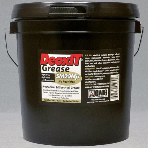 DeoxIT ® SM22Np, #SM22-N35 (No particles)