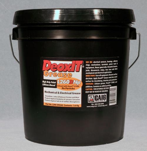 DeoxIT® L260DGQp, #L260-DGQ360 (Graphite/Quartz particles)