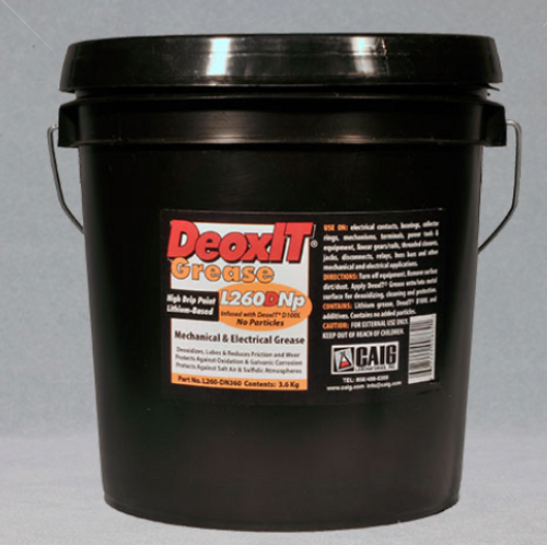 DeoxIT® L260DQp, #L260-DQ360 (Quartz particles)