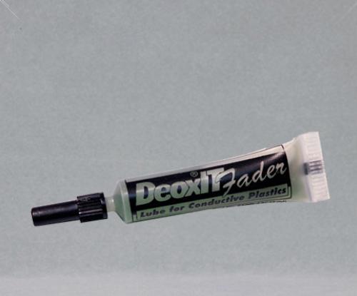 DeoxIT® Fader, #F100L-L2C (Squeeze Tube)