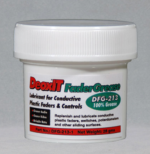 DeoxIT ® FaderGrease, #DFG-213-1