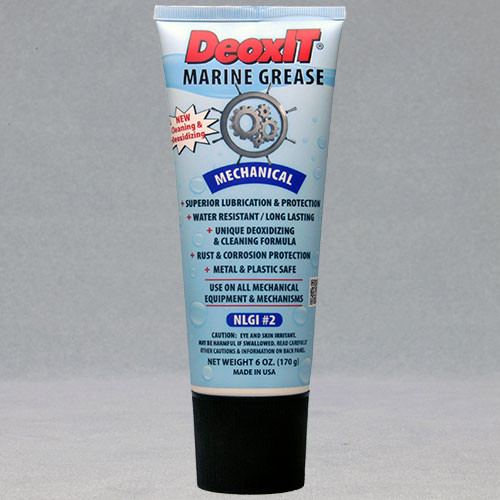 DeoxIT® Mechanical Marine Grease, #L27-MM-6 (No particles)
