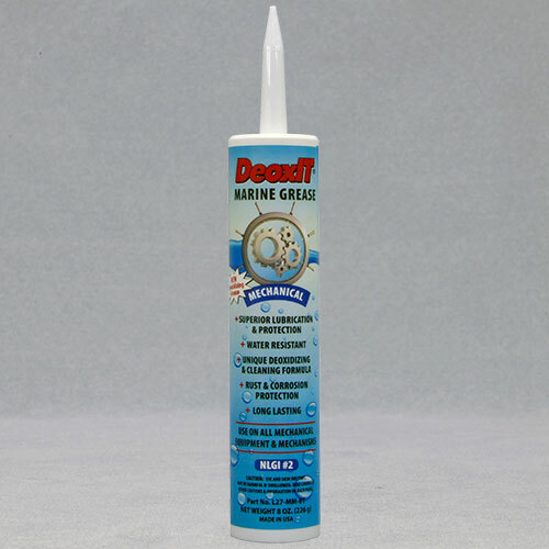 DeoxIT® Mechanical Marine Grease, #L27-MM-8T (No particles)