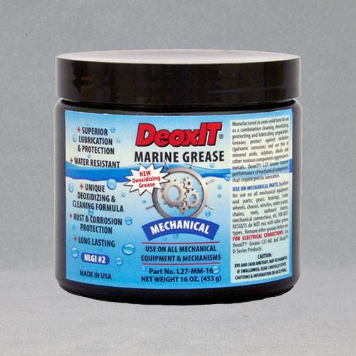 DeoxIT® Mechanical Marine Grease, #L27-MM-16 (No particles)