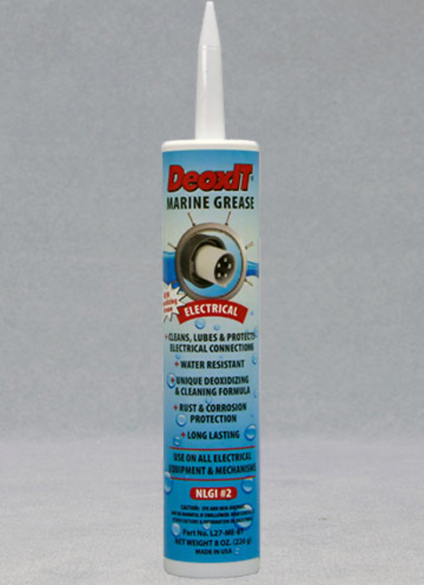 DeoxIT® Electrical Marine Grease, #L27-ME-8T (No particles)