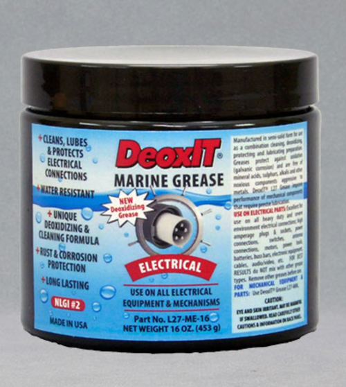DeoxIT® Electrical Marine Grease, #L27-ME-16 (No particles)