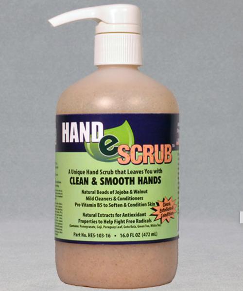 HAND-E-SCRUB, #HES-103-128, 1 Gallon, Professional Hand/Skin Scrub