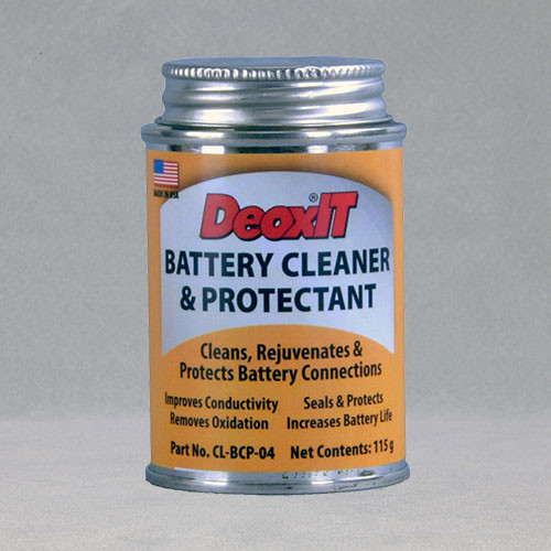DeoxIT® Battery Cleaner & Protectant, #CL-BCP-04